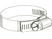 Product Image - Standard Hose Clamps