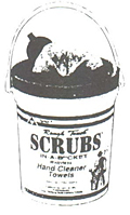 Product Image - Rough Tough Scrubs in a Bucket