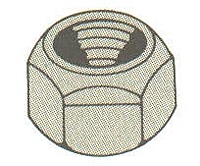 Product Image - Stover Type Grade 8 Lock Nuts