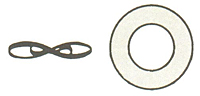 Product Image - Spring Washers, Plain Finish