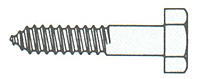 Product Image - Hex Head Lag Screws