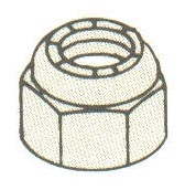 Product Image - Nylon Insert Lock Nuts