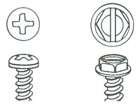 Product Image - Sheet Metal Screw
