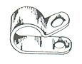 Product Image - Nylon Cable Clamps