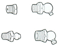 Product Image - 1/4 - 28 Thread Fittings