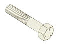 Item Image - Grade 5 Cap Screws